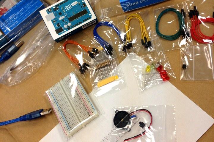 意外と簡単!リハに役立つ電子工作に挑戦