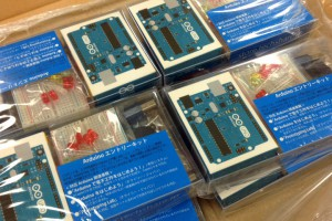Arduino…えっ!? ちっちゃ!