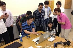 写真で振り返る「意外と簡単!リハに役立つ電子工作に挑戦」